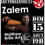 concert : Zalem + Matthew Brille Art