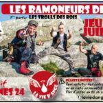 concert : Les Ramoneurs de Menhirs + Les Trolls des Bois